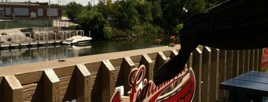 Bridges Waterside Grille is one of My list.