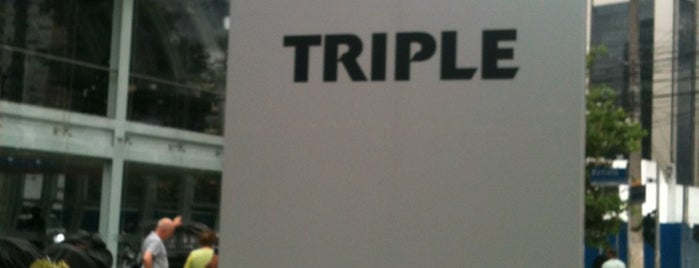 Triple Triumph is one of São Paulo.