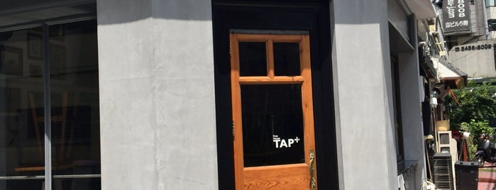 Tap+ is one of Cool Tokyo Bars.