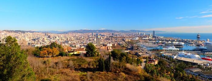 Muntanya de Montjuïc is one of #myhints4Barcelona.