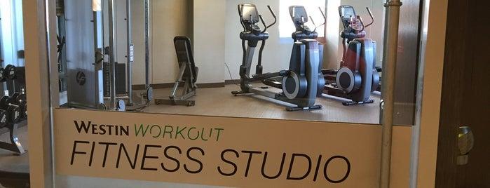 Westin Workout is one of Lieux qui ont plu à Kevin.