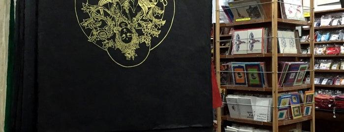 Pilgrim's Bookstore is one of Nepal.