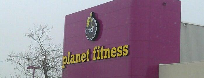 Planet Fitness is one of Tempat yang Disukai @IamBangieB.
