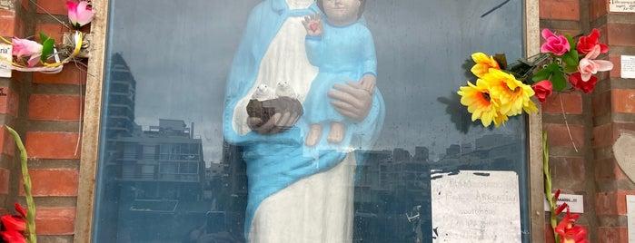 Santuario Virgen de la Candelaria is one of Tempat yang Disukai Alberto J S.