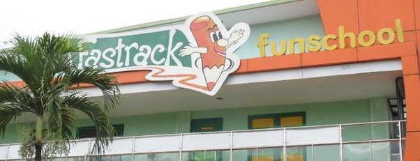 Fastrack Funschool is one of Tempat yang Disukai Winda.