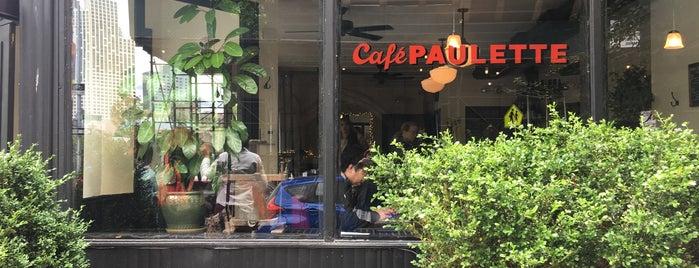 Cafe Paulette is one of Lugares favoritos de Daniela.
