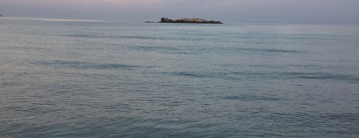 Kastro Plajı is one of İpek 님이 좋아한 장소.