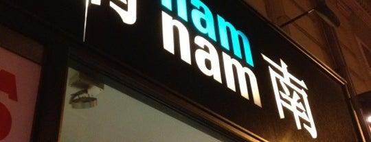 Nam Nam is one of Best of Nordics.