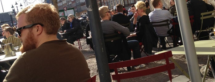 Fortunen Bar & Spiseri is one of Copenhagen.
