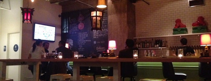 Peking Tavern is one of DTLA.