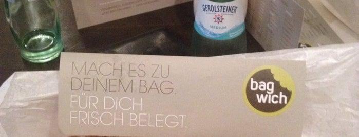 Bagwich is one of Essen in Essen. Haha wie witzig..