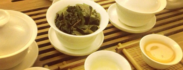 Tea Drunk is one of New York for Tea Lovers.