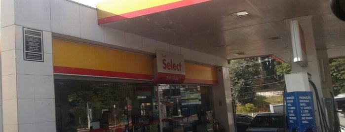 Posto Shell is one of สถานที่ที่ Carlos ถูกใจ.
