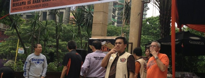 Mabua Harley-Davidson is one of Business Center.