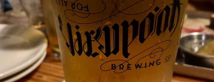Viewpoint Brewing Company is one of SD.