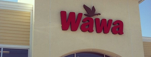 Wawa is one of Alexisさんのお気に入りスポット.