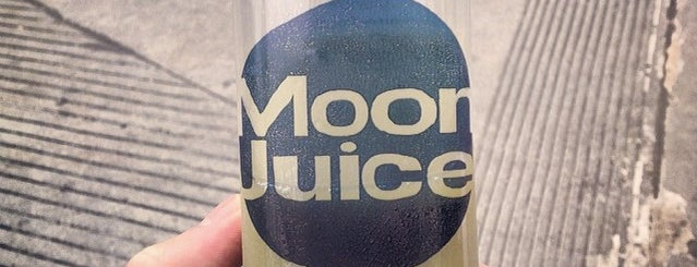 Moon Juice is one of Lieux qui ont plu à Wyndham.
