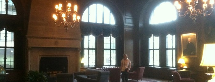 The Chicago Club is one of Stuff I Done Ate.