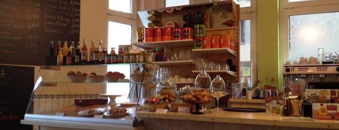 Sauerkraut & Samtjacket is one of Café und Tee 3.