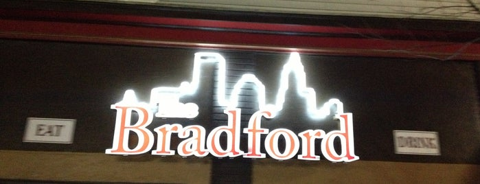 The Bradford is one of places to visit.