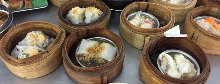Cook Chai Dim Sum is one of Lugares guardados de nicola.