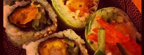 Sushi Shop is one of Locais curtidos por Pauline.