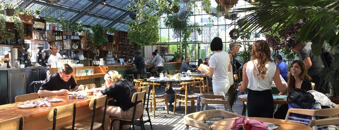COMMISSARY is one of The 5 Coolest Places to Eat in L.A..