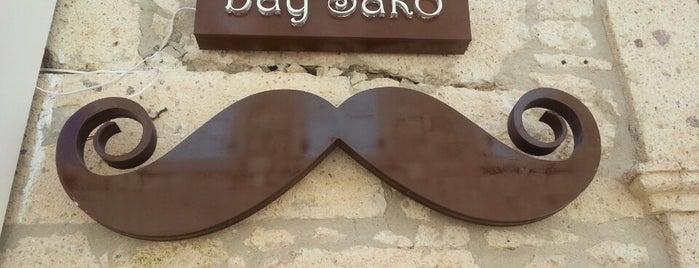 Bay Sako Alaçatı is one of สถานที่ที่ Duygu ถูกใจ.
