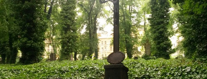 Malostranský hřbitov is one of To-Do in Prague I.