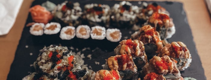 Yami Sushi Bistro is one of Restaurant.