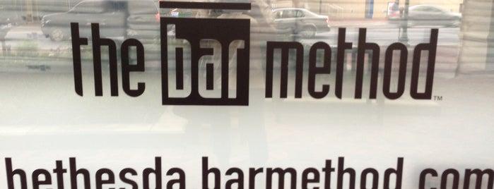 The Bar Method is one of สถานที่ที่ Shonali ถูกใจ.