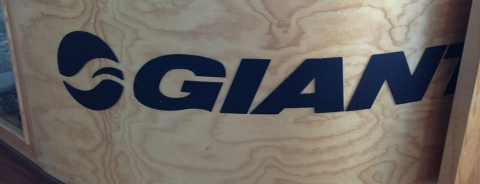 Giant Passion Bike Store is one of Bikes.