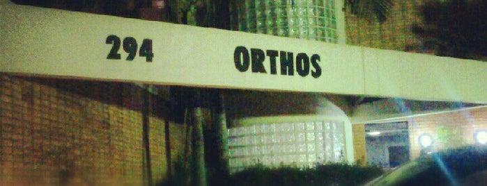 Orthos is one of สถานที่ที่ Greicy ถูกใจ.