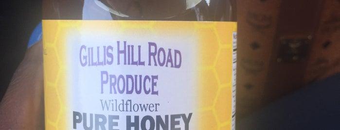 Gillis Hill Road Produce is one of Lieux sauvegardés par CeCe.