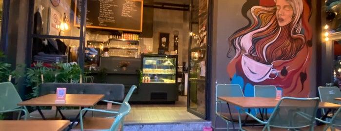 Vitelli Coffee Shop is one of Discover Kadıköy.