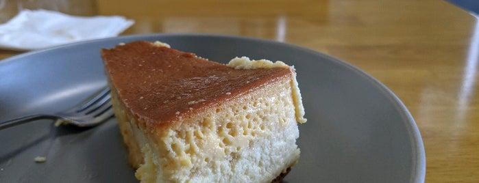 Lety Bakery & Café is one of Coffee, Dessert, Tea.