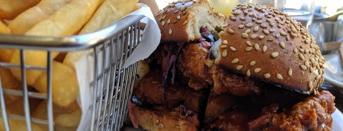 Farine Baking Company is one of Lieux sauvegardés par Kristine.