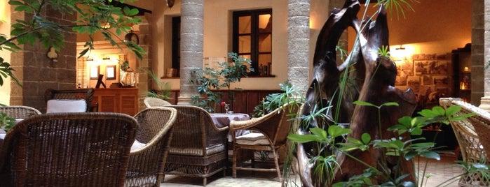 Villa de l'O Hotel Essaouira is one of BoutiqueHotels.