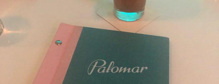 Palomar is one of PDX Date Ideas.