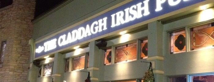 Claddagh Irish Pub is one of Locais curtidos por Jennifer.