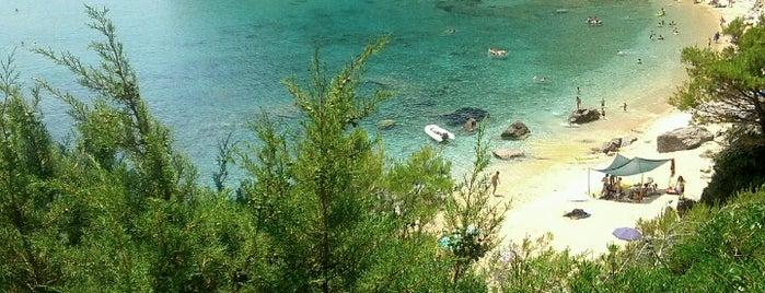 Alonaki Beach is one of Amazing Epirus.