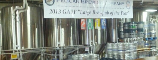 Pelican Brewing Company is one of Oregon.