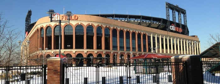 Citi Field is one of If I ever go back to New York.