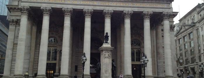 イングランド銀行 is one of London Sightseeing.