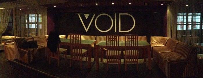 VOID is one of Locais salvos de Ksunya.