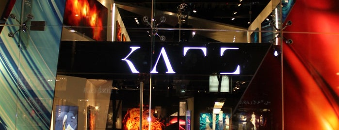 KATZ is one of Mexico City.