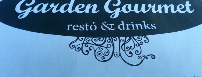 Garden Gourmet is one of Lieux qui ont plu à Ela.