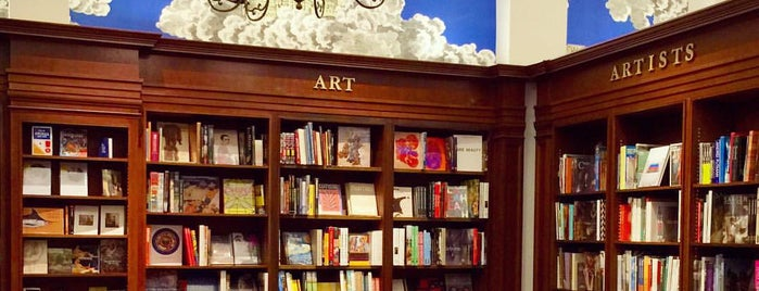 Rizzoli Bookstore is one of NY Stores.
