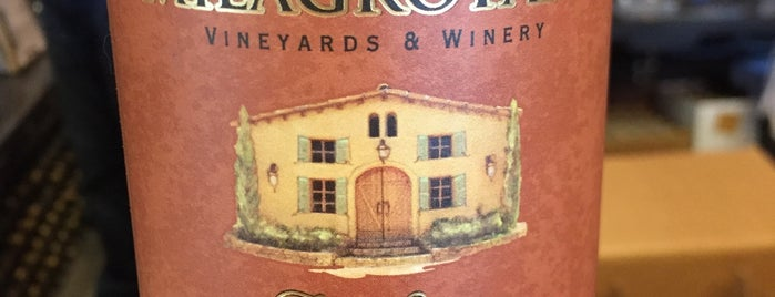 Milagro Farm is one of San Diego Wine Country.