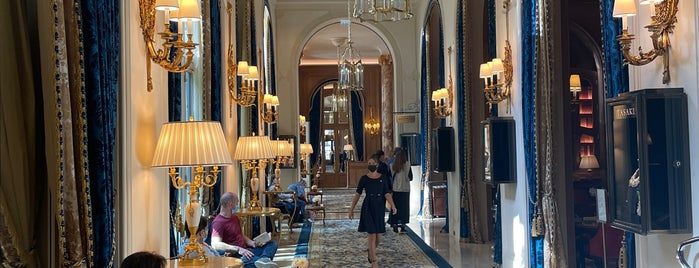 Hôtel Ritz is one of Paris - to shop, or stay.